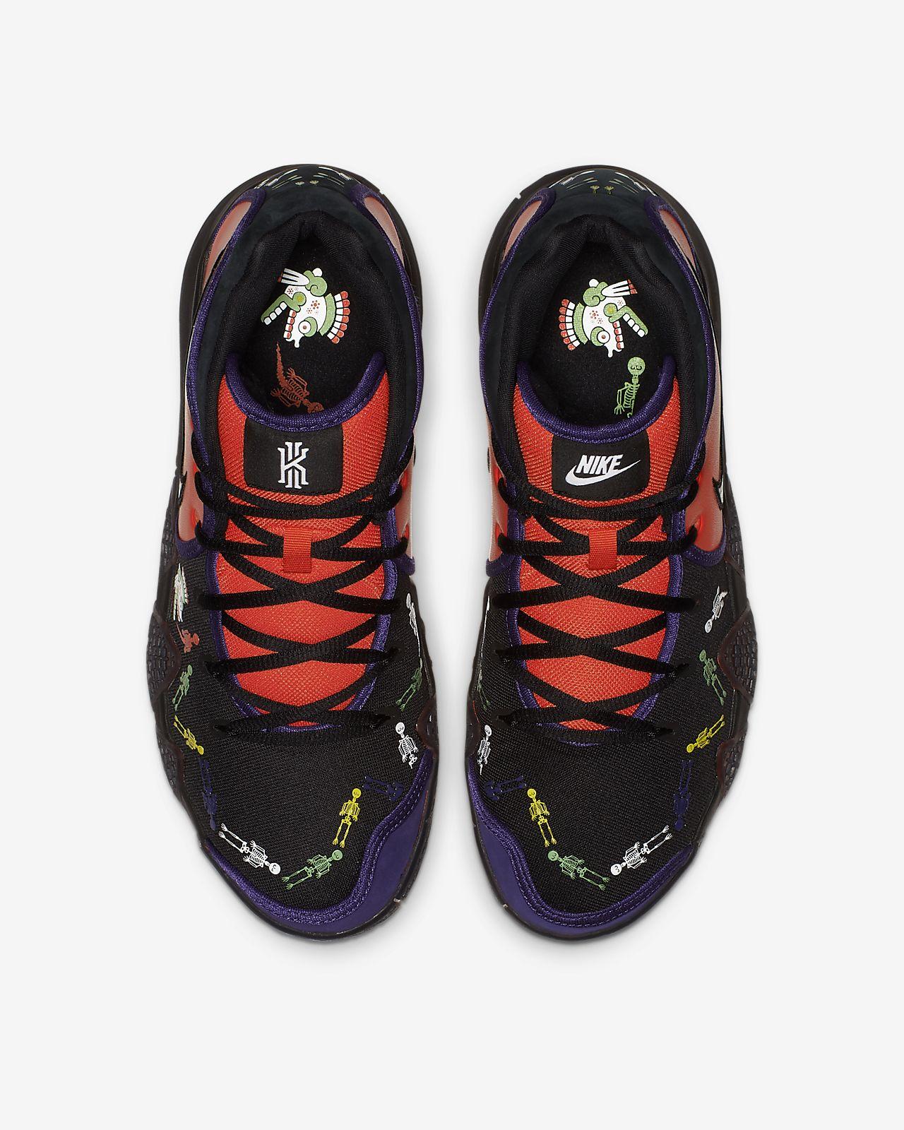 the latest e5e27 70ecc ... Kyrie 4 Day of the Dead Basketball Shoe