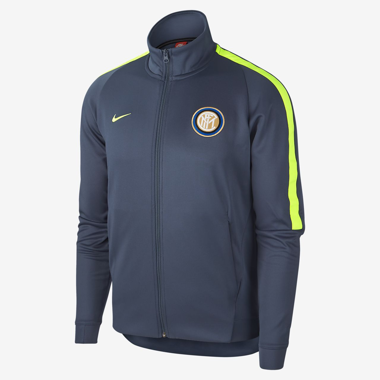 Track Inter Dk Authentic Milan Jacket Men's N98 pxWyOZHfq