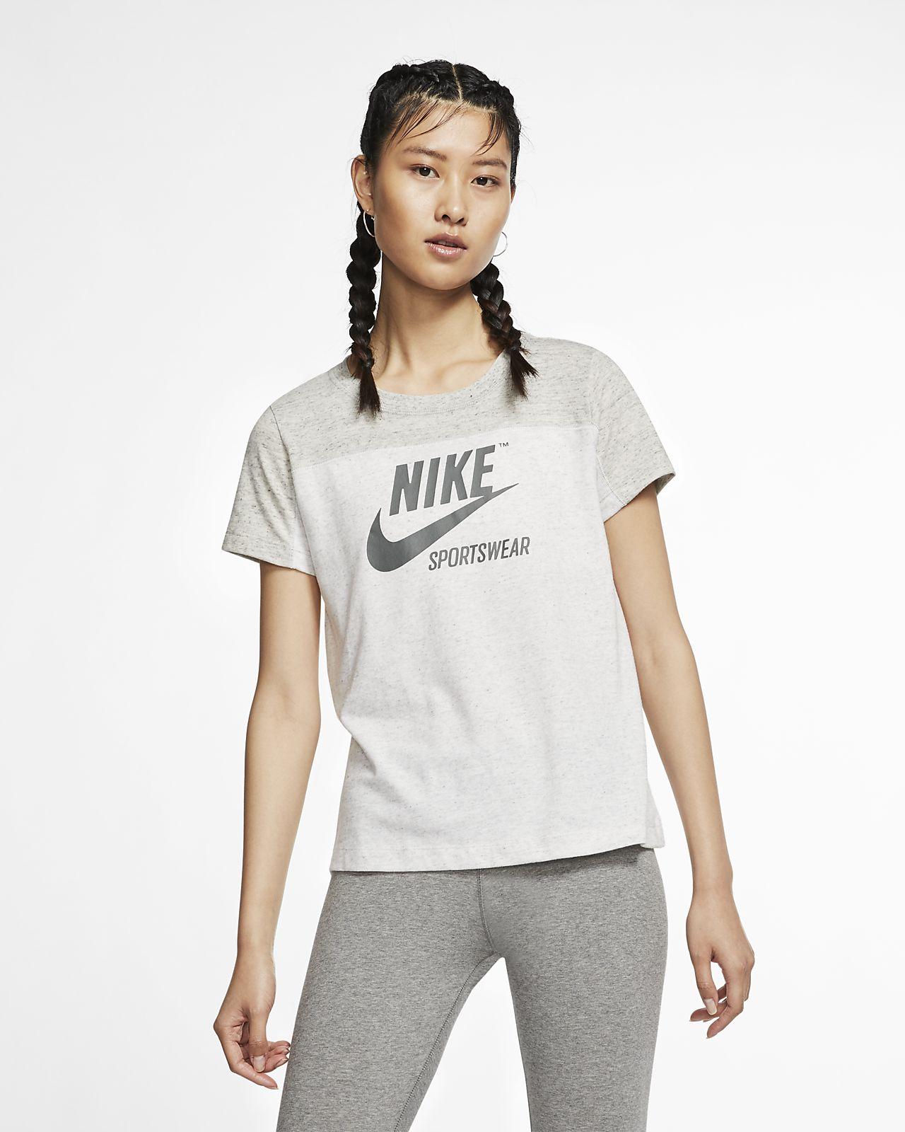 Nike Sportswear Vintage Women's Short-Sleeve Top