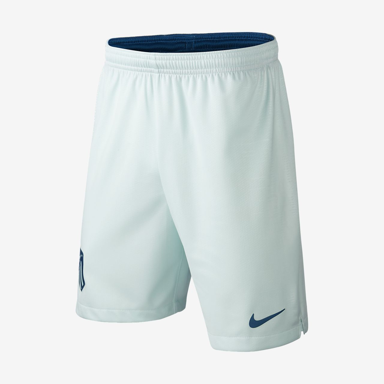 2018/19 Atlético de Madrid Stadium Third Older Kids' Football Shorts