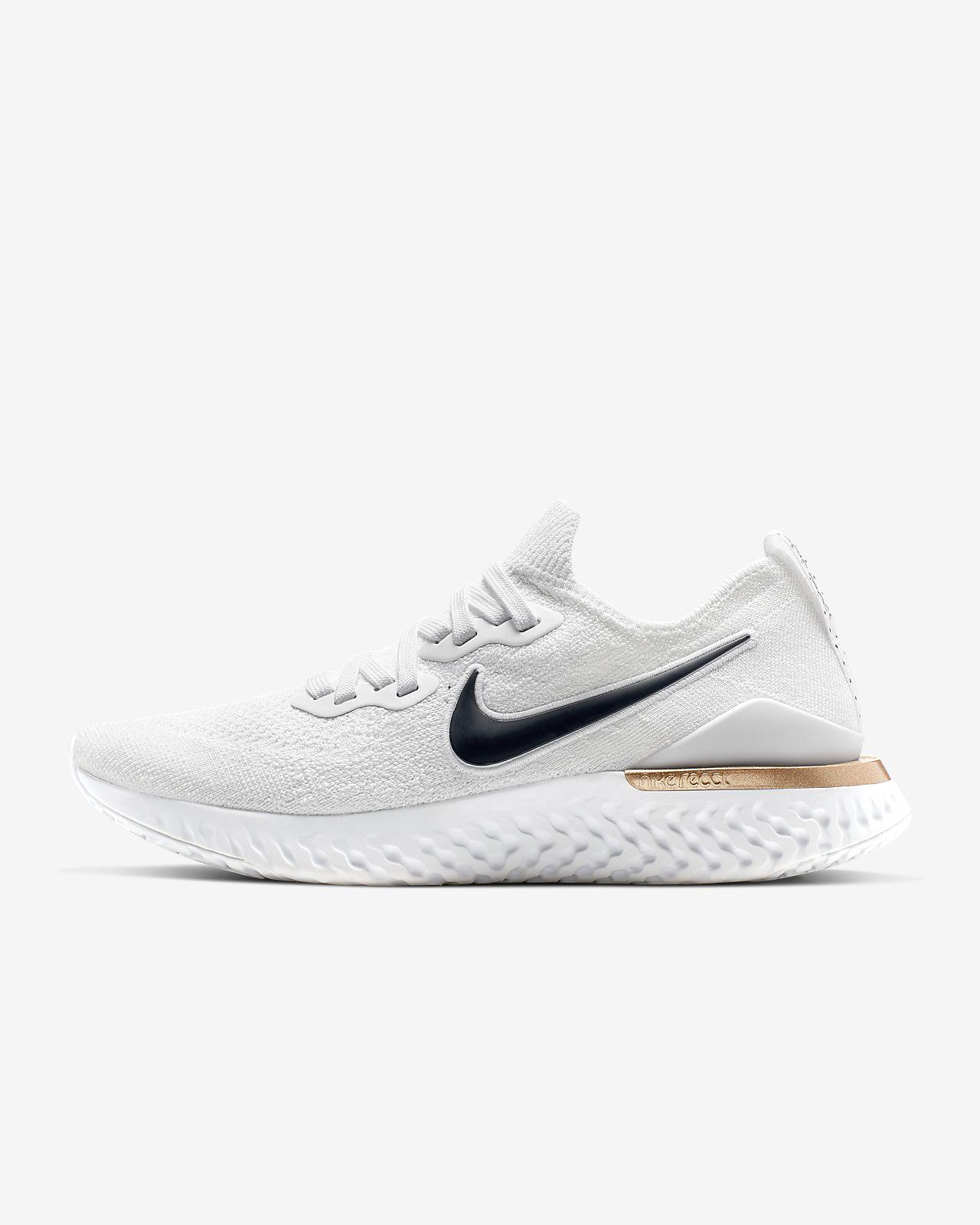 Nike Epic React Flyknit 2 女子跑步鞋
