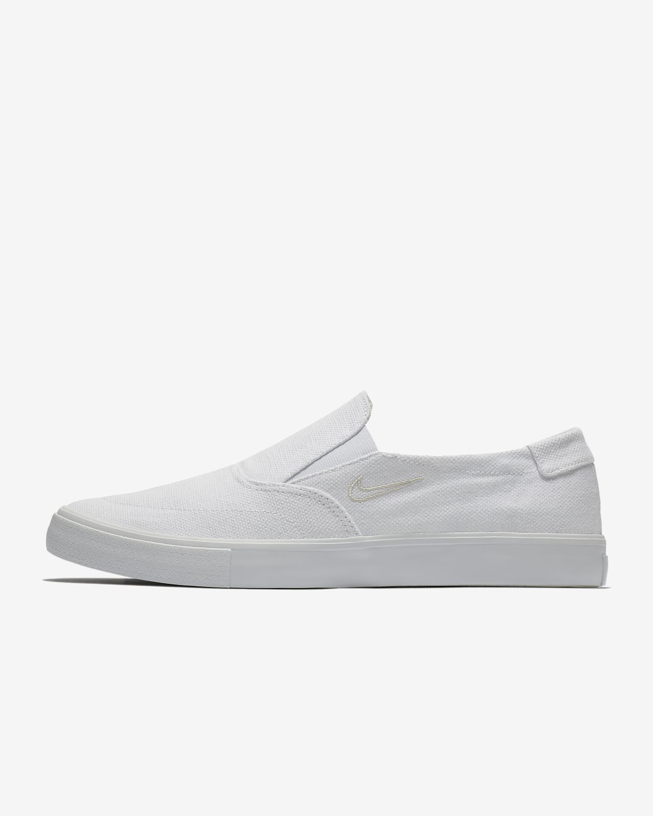 c09b215389d Nike SB Portmore II Solarsoft Slip-on Men s Skateboarding Shoe. Nike.com