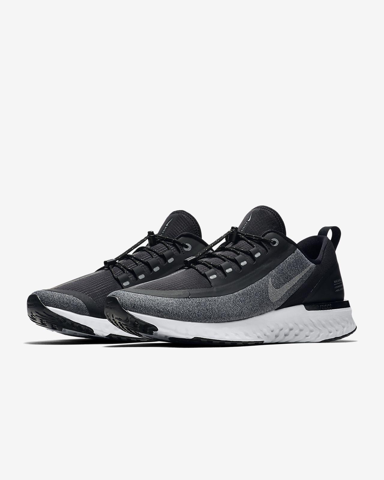 4fe90ad8478 Nike Odyssey React Shield Water-Repellent Men s Running Shoe. Nike ...