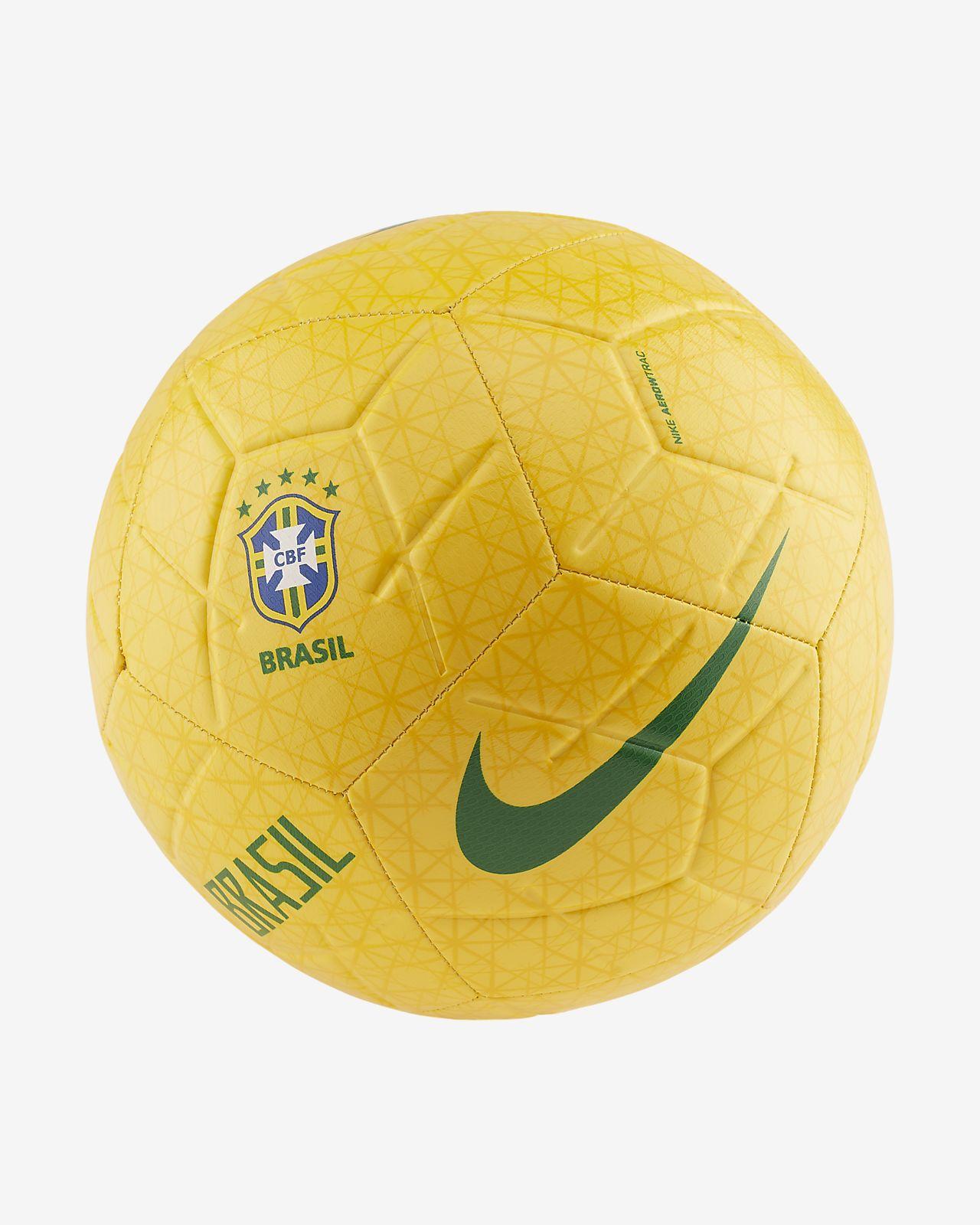 Nike Fußbälle CBF Strike SC3922 749 Größe 5 | Brasilien