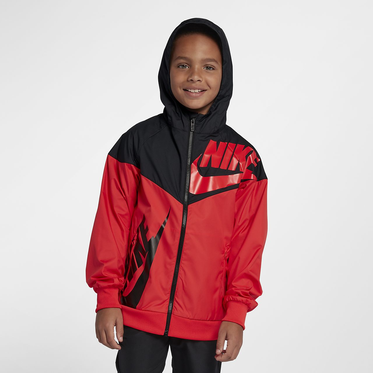 Nike Sportswear Windrunner Big Kids' (Boys') Windbreaker