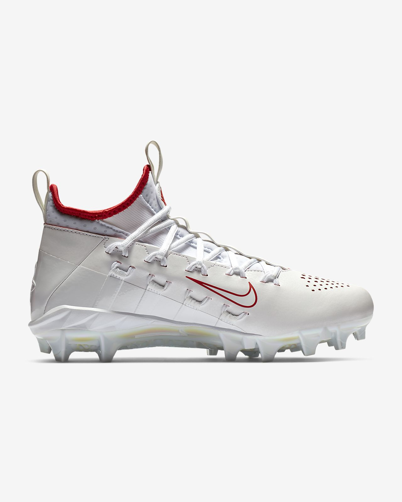 new styles 92207 010e6 ... Nike Alpha Huarache 6 Elite LAX Premium Lacrosse Cleat