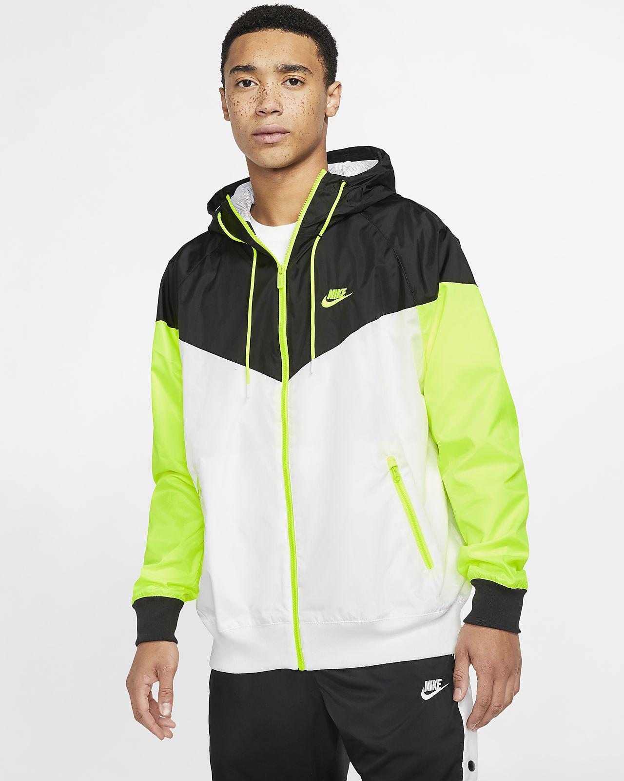 Giacca a vento con cappuccio Nike Sportswear Windrunner