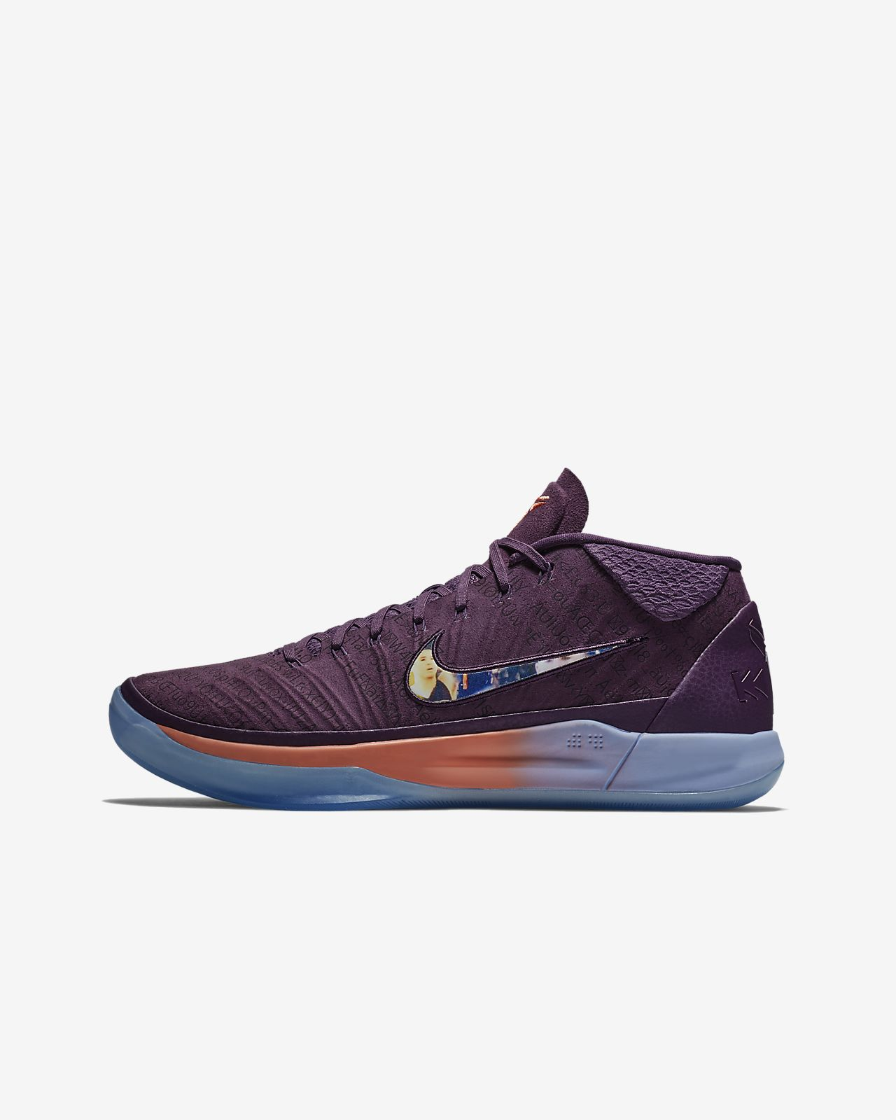 ... Nike Kobe A.D. Booker PE Basketball Shoe