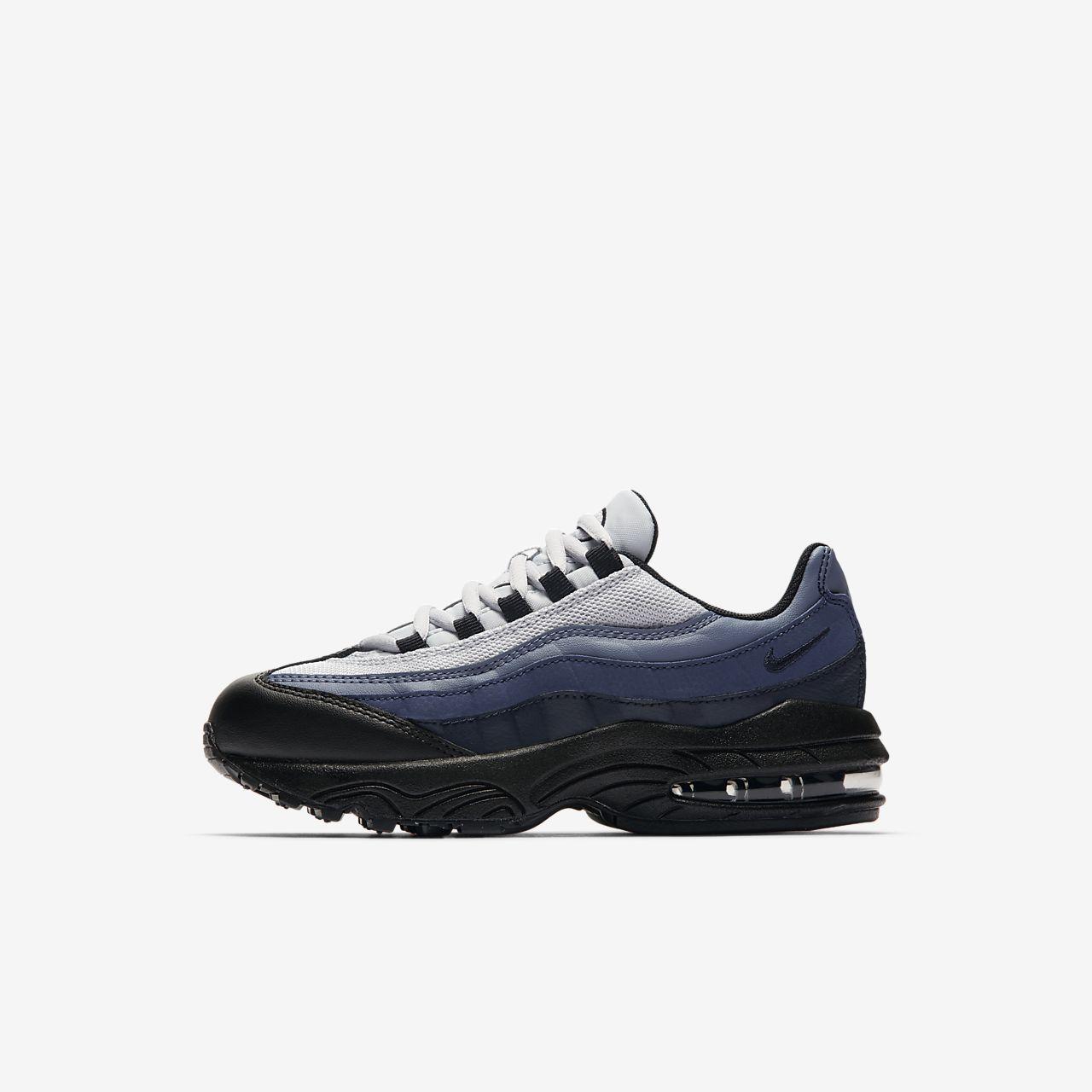 ... Nike Air Max 95-sko til små børn