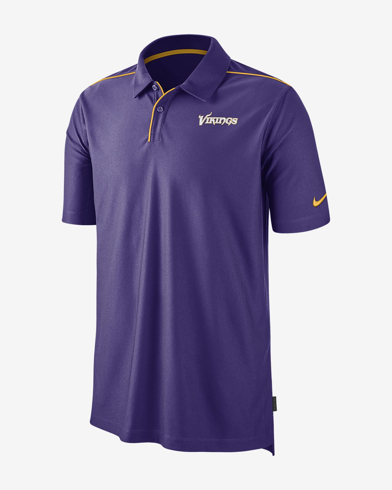 Nike Dri-FIT Team Issue (NFL Vikings) Men's Polo