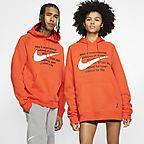 Orange équipe/Blanc