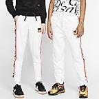 Blanc/Orange équipe