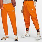 Orange magma/Orange magma/Blanc