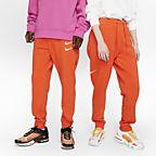 Team Orange/Weiß