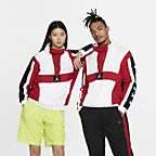Wit/Gym Red/Zwart/Wit