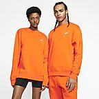 Magma Orange/Weiß