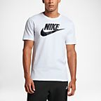 nike sportswear men 39 s logo t shirt. Black Bedroom Furniture Sets. Home Design Ideas