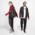 Schwarz/Weiß/Gym Red