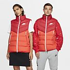 Rouge sportif/Rouge Habanero/Rouge sportif/Voile