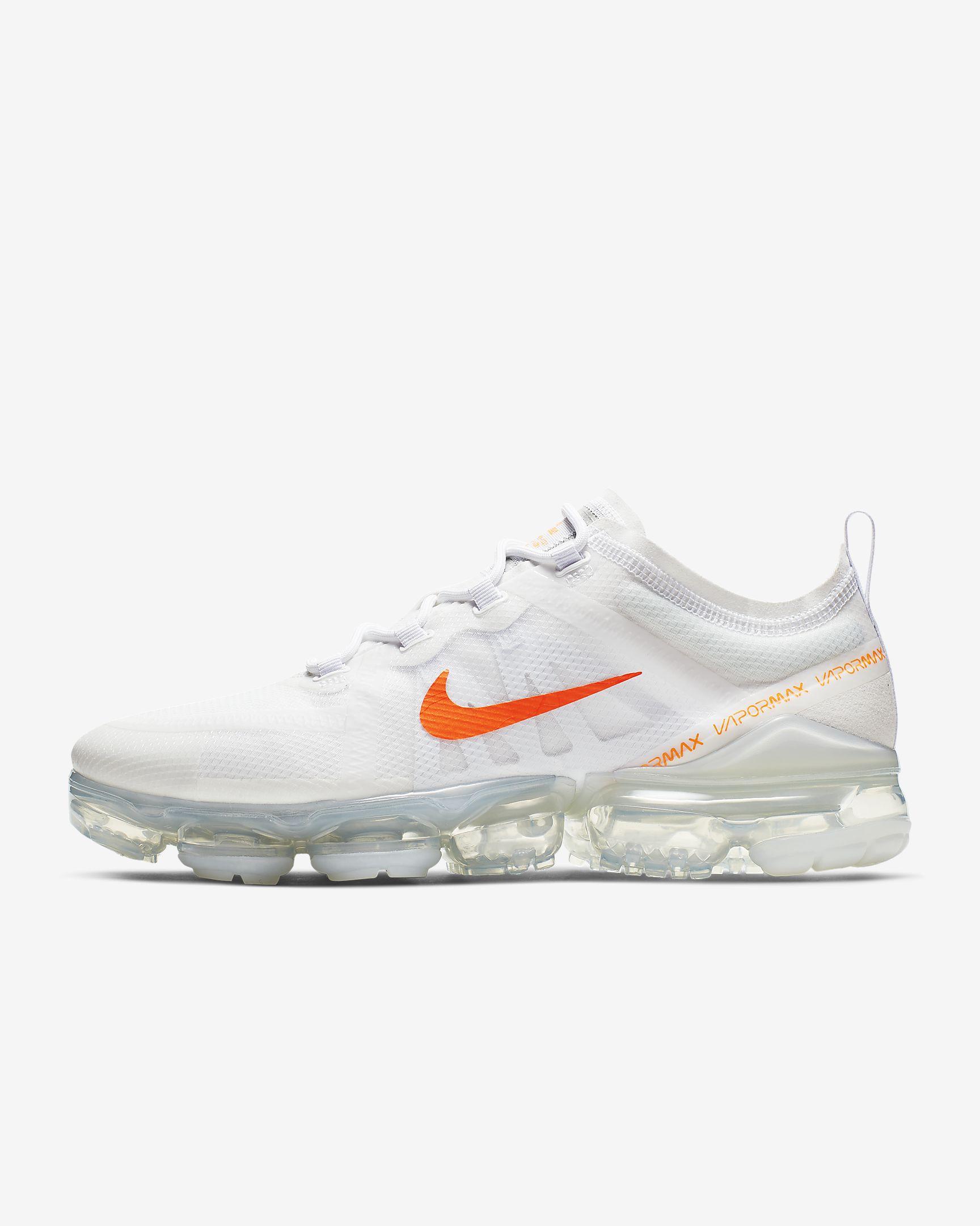 Nike Air VaporMax 2019 'White/Total