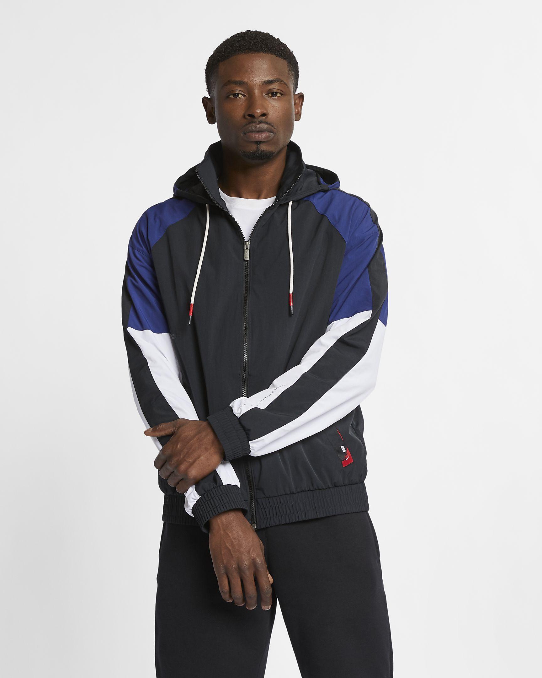 Nike 耐克 Kyrie 男子篮球夹克 优惠码折后¥359 三色可选