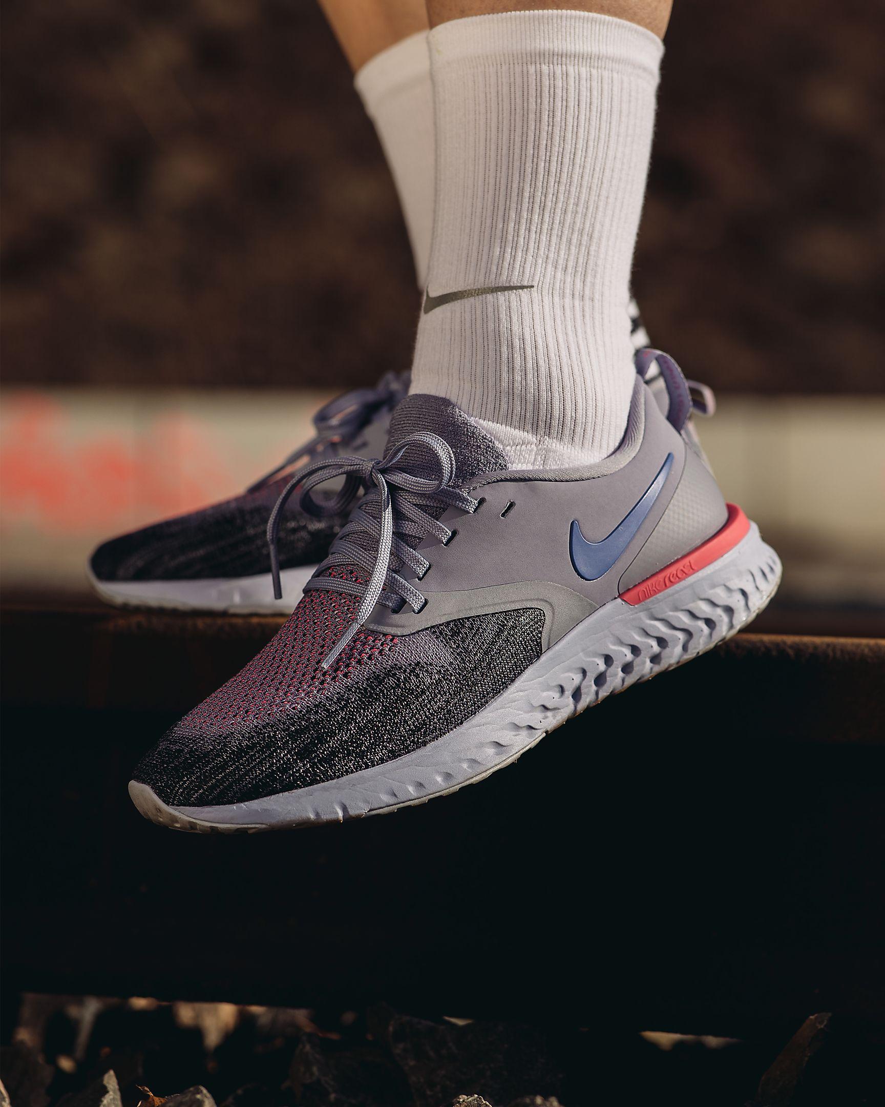 รองเท้า nike 2019 | Nike Odyssey React Flyknit 2
