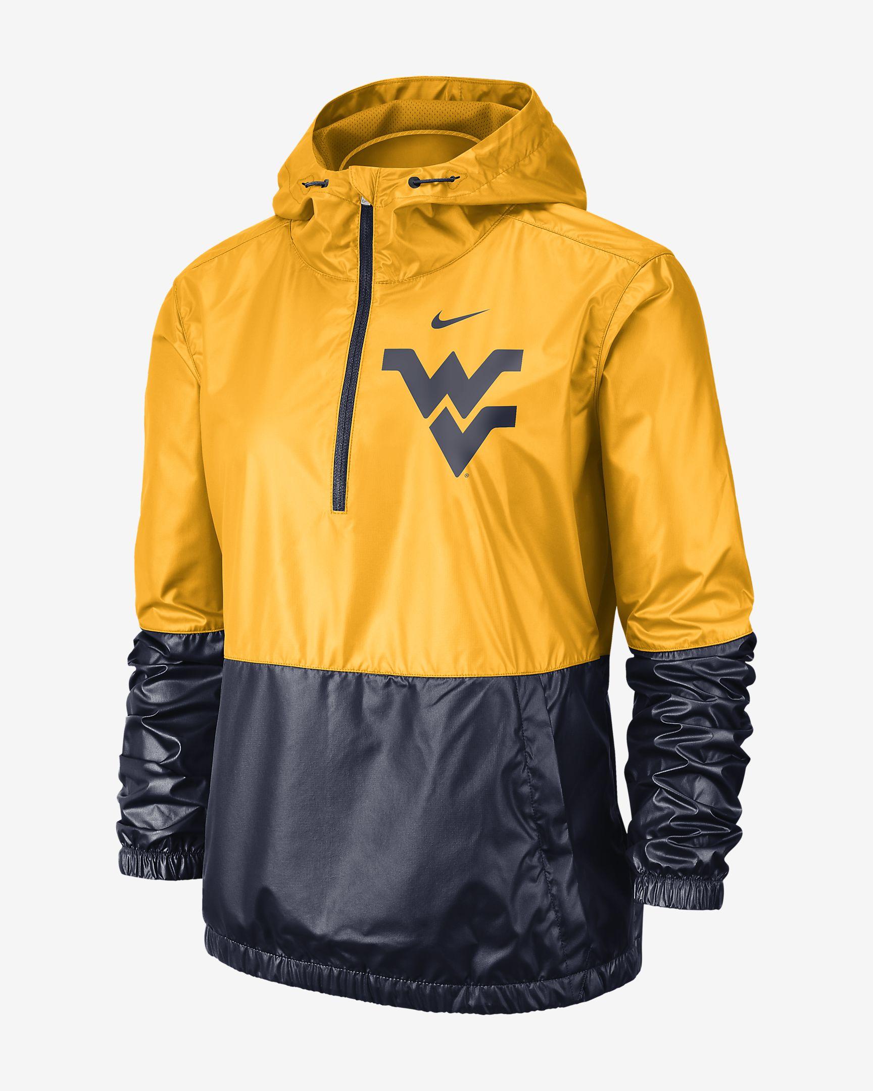 Nike College Anorak (West Virginia)