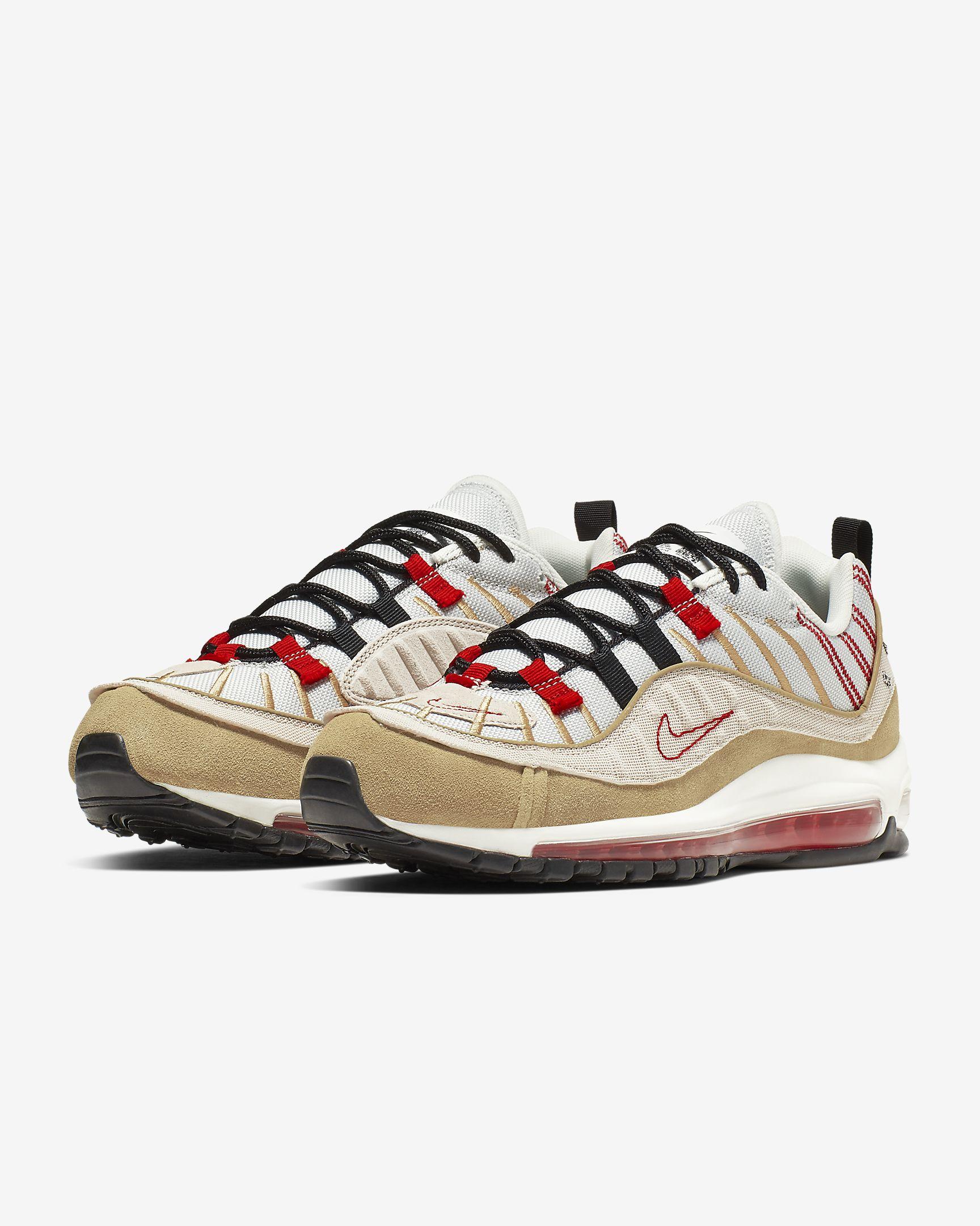 Nike Air Max 98 Retro Scheduled? via NB Side 197NikeTalk Side 197 NikeTalk
