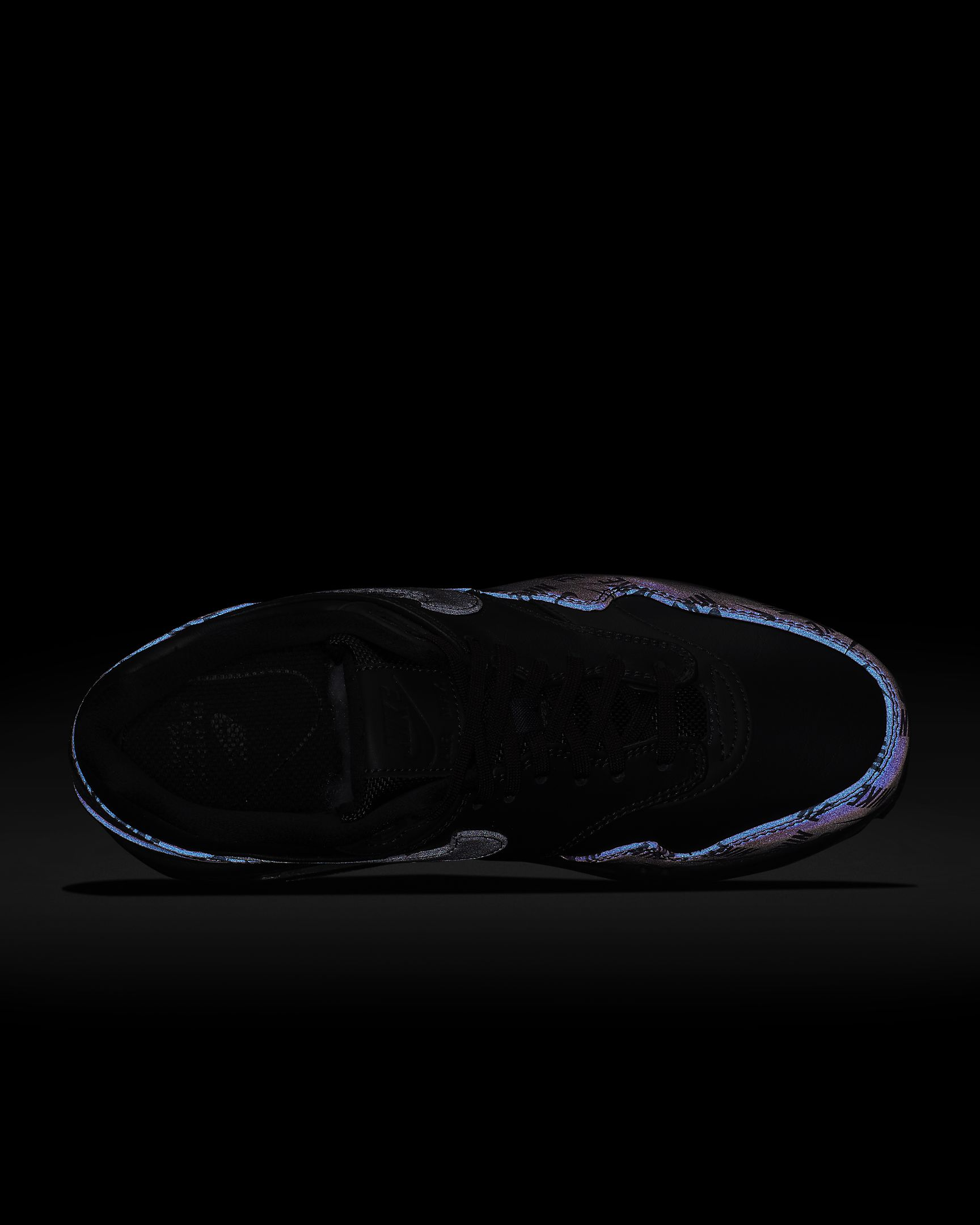 fab26564fc Nike Wmns Air Max 1 LX Glow in the Dark Shown: Oil Grey/Oil Grey/Oil Grey  Style: 917691-001
