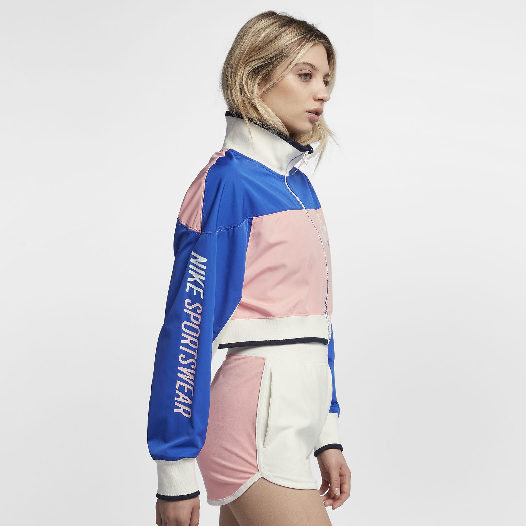 Nike Sportswear Archive Women's Track Jacket$70