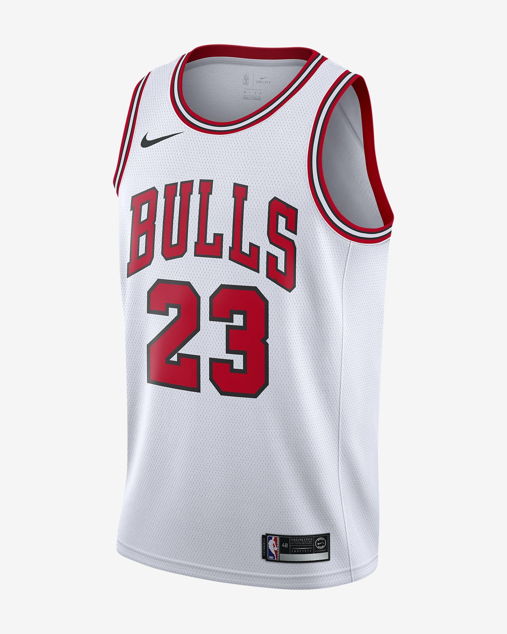 newest collection 4f799 f2bba ShopandBox - Buy Michael Jordan Icon Edition Swingman Jersey ...