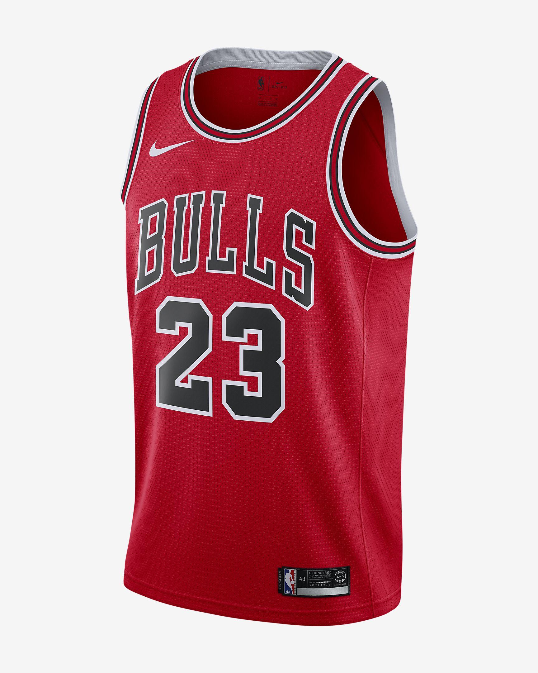 newest collection 18de4 9539b ShopandBox - Buy Michael Jordan Icon Edition Swingman Jersey ...
