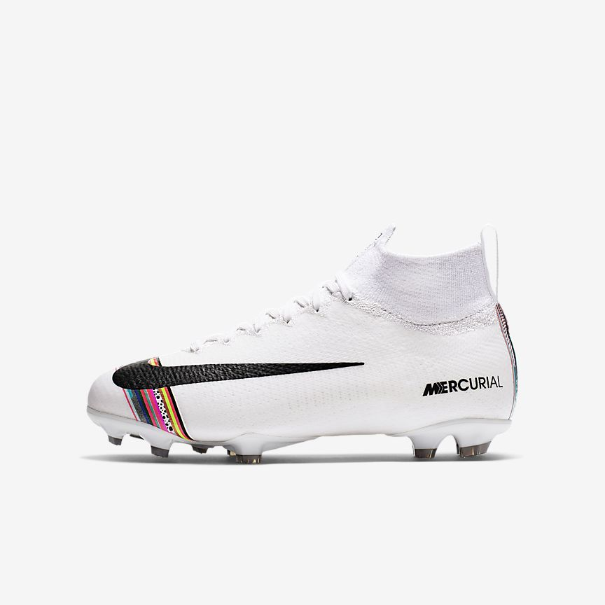 new concept fc829 ca909 Nike Jr. Superfly 6 Elite LVL UP FG