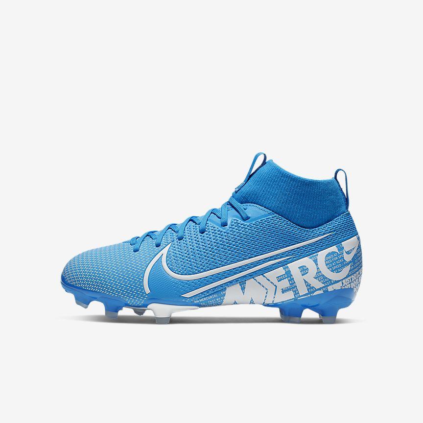 Nike Jr. Mercurial Superfly 7 Academy MG