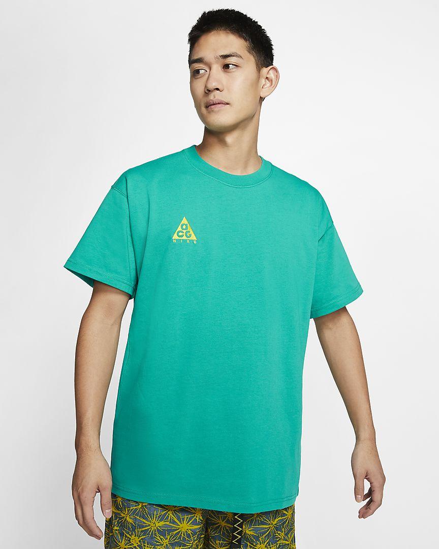 ナイキ ACG ロゴTシャツ