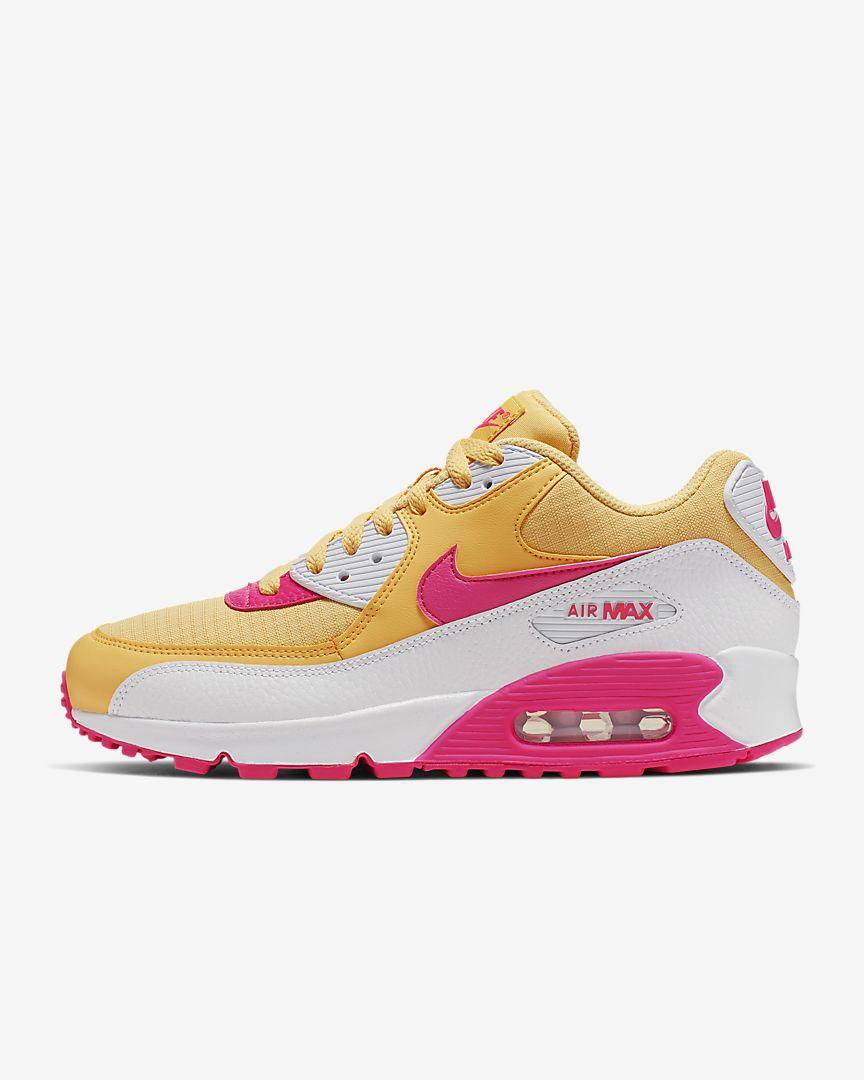 383.2元包邮 NIKE 耐克 Air Max 90 女子运动鞋