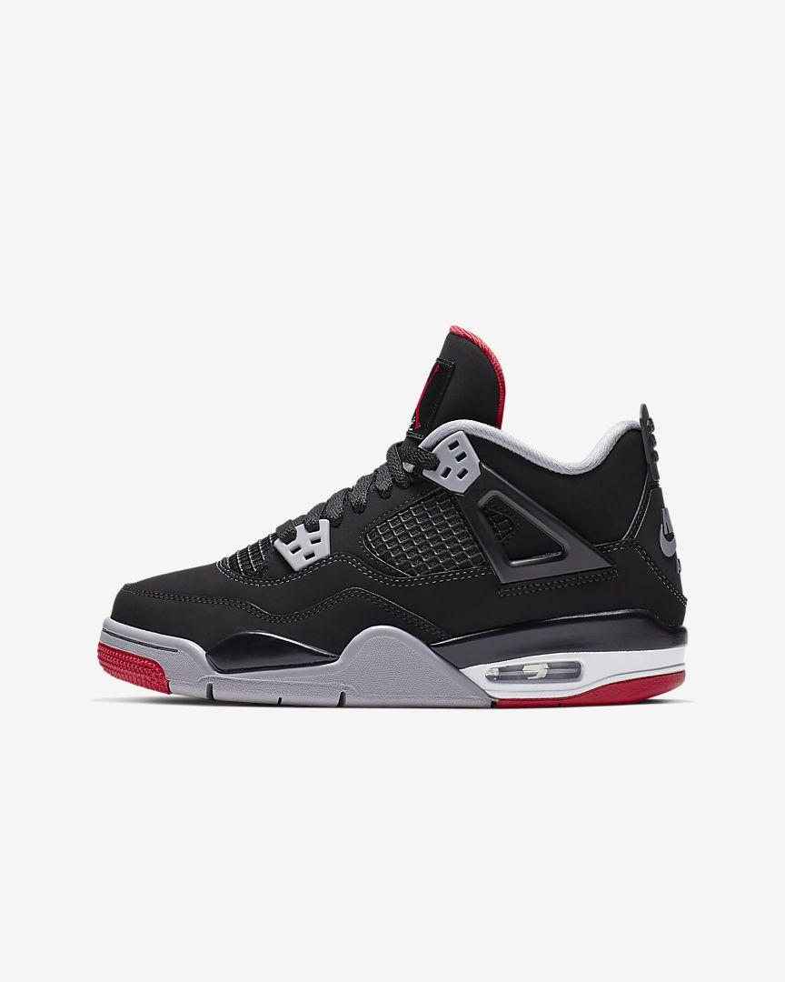 Air Jordan 4 Retro [Grade School]