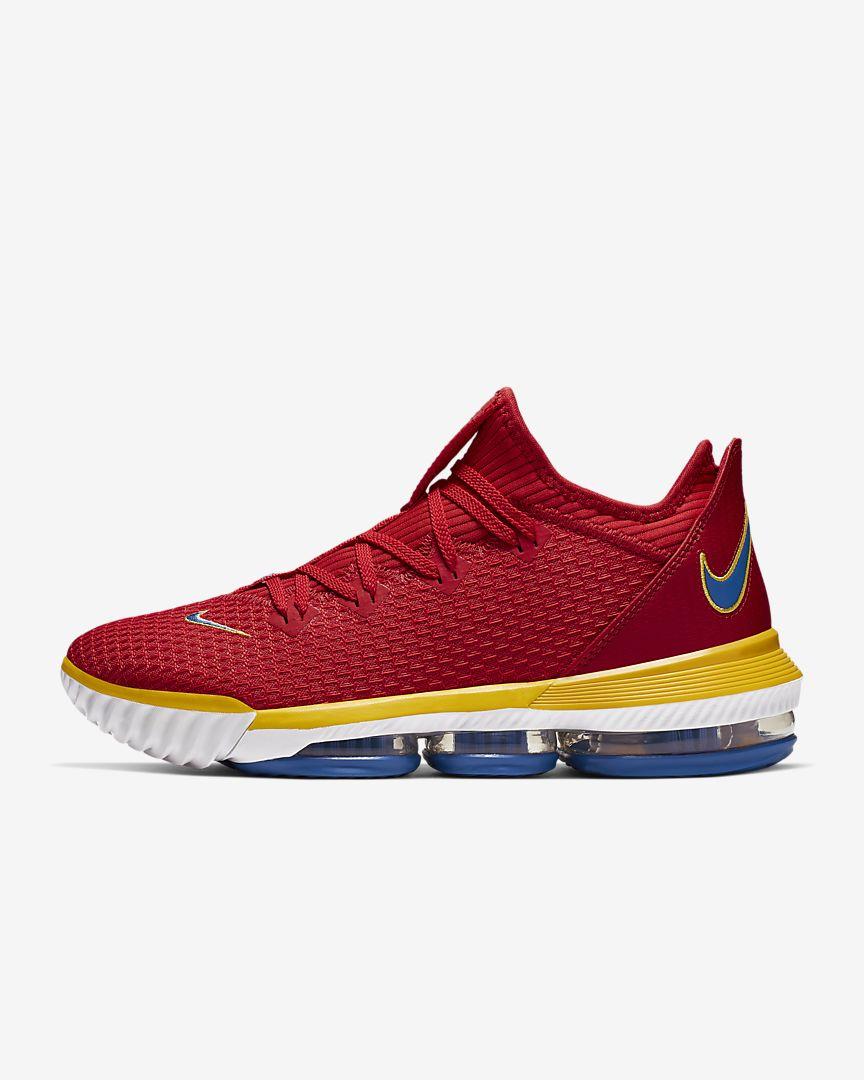 Nike LeBron XVI Low Mujer