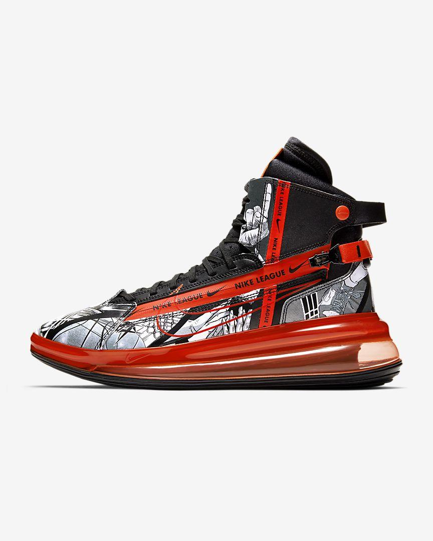 Nike 耐克 Air Max 720 Saturn 男子气垫运动鞋 42码凑单折后¥895.2包邮
