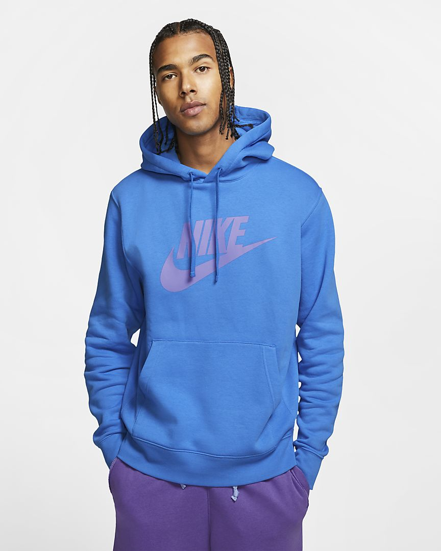 Men's Graphic Pullover Hoodie (7 colors)