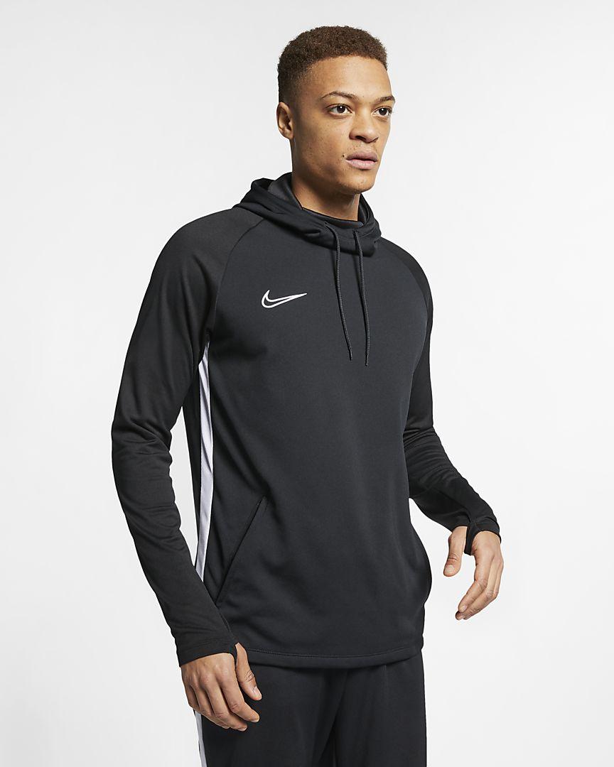Nike - Nike Dri-FIT Academy Fußball-Hoodie für Herren - 1