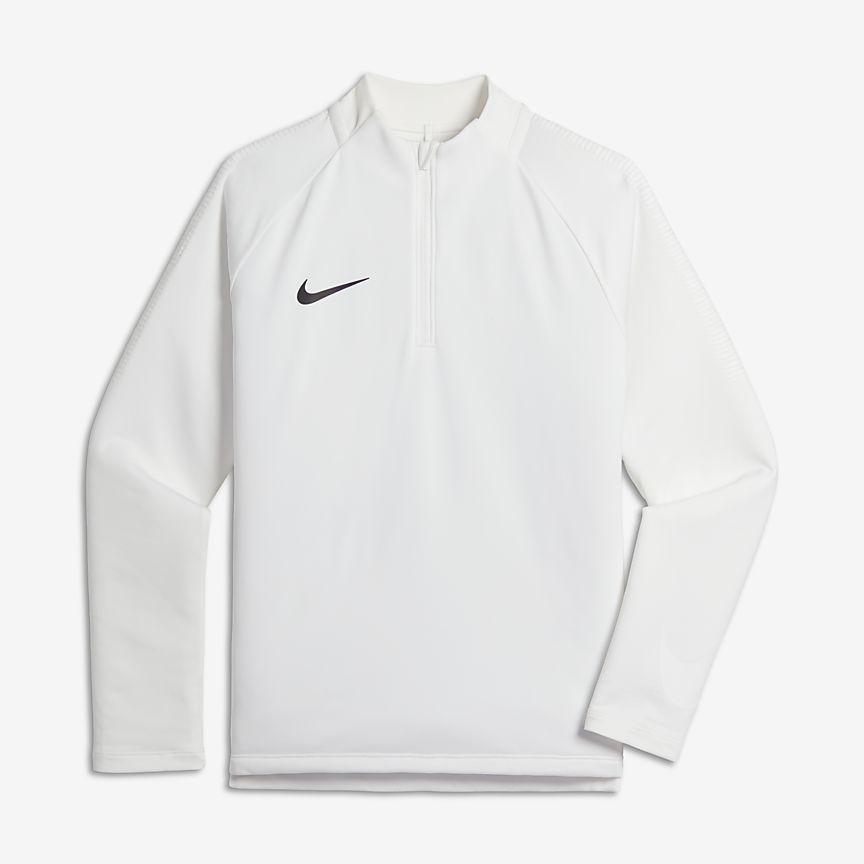 Nike - Nike Dri-FIT Squad Drill Fußballoberteil für ältere Kinder (Jungen) - 1