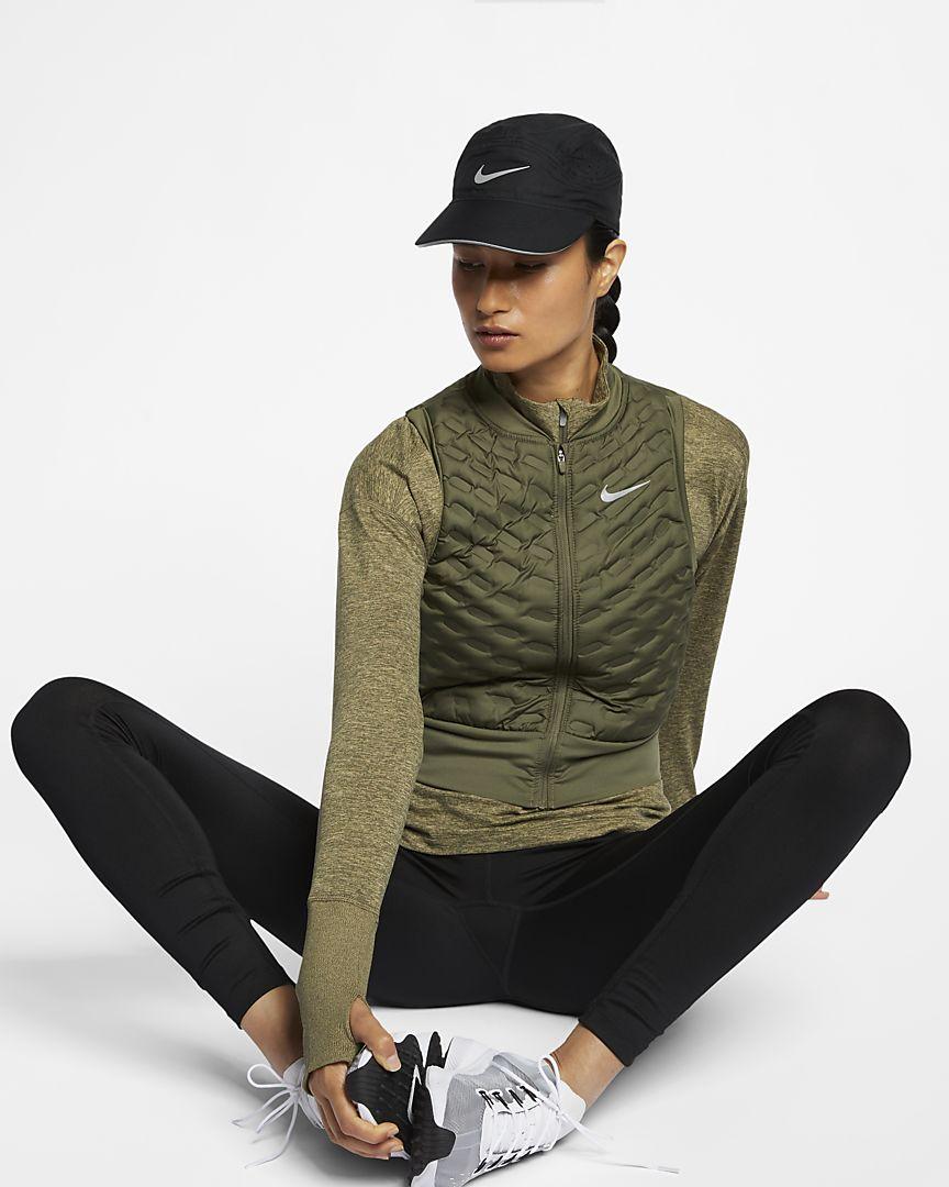 Nike - Nike AeroLoft Damen-Laufweste - 1