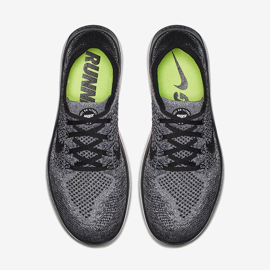 Herren/Damen Nike Performance Free Run Flyknit 2 Laufschuhe kCKWqR2