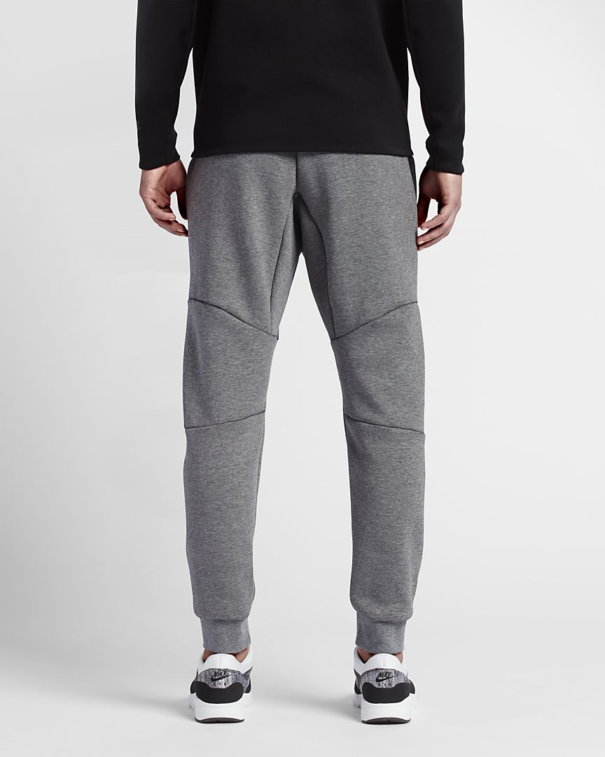 Nike Air Max 2017 Pantaloni Della Tuta Uomini Grigi 3mB0R
