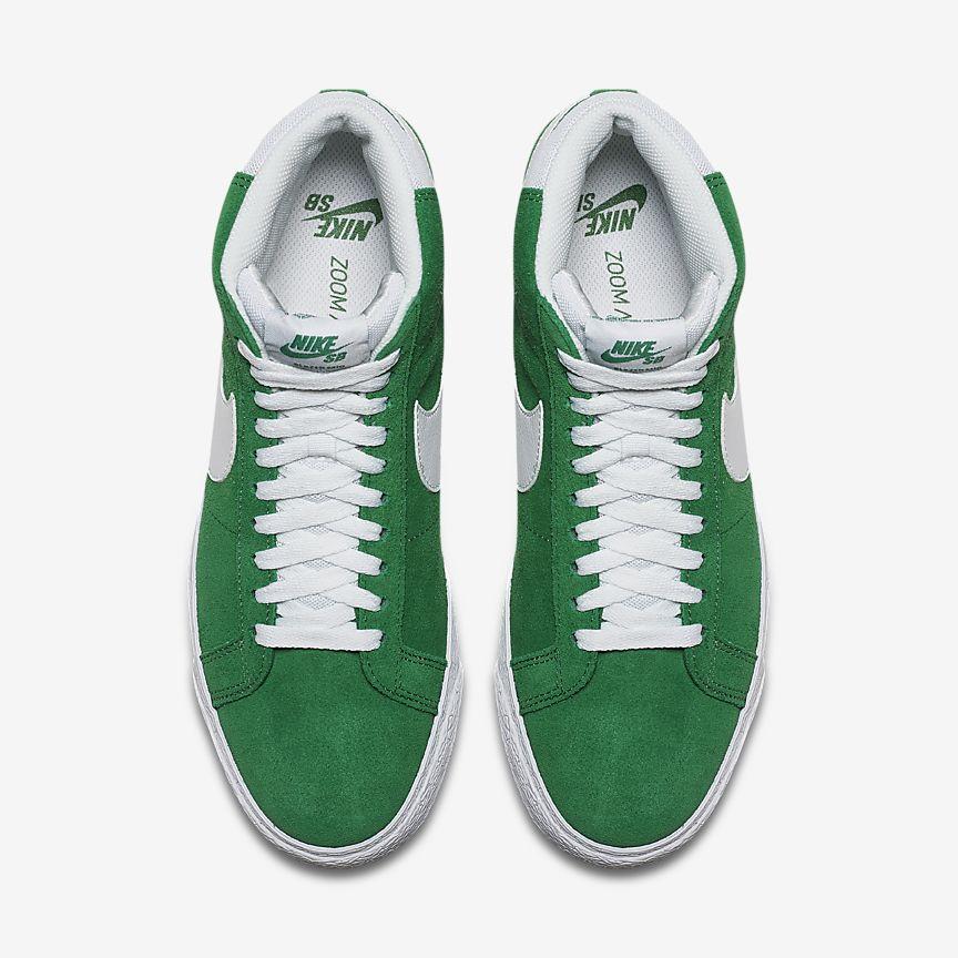 Nike Blazer Low Print Herren Blau Weiße Schuhe su5hOfrDAs