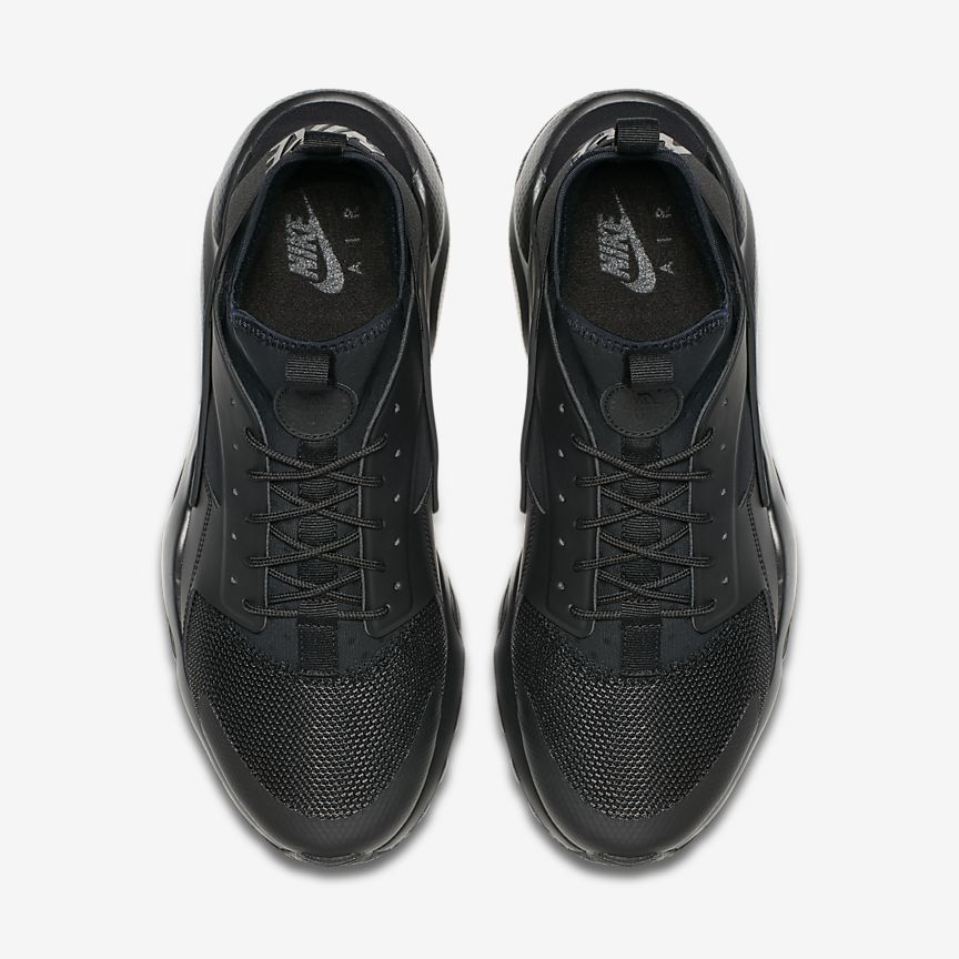Nike Huarache Aire Ultars Blanco Y Negro vog411r
