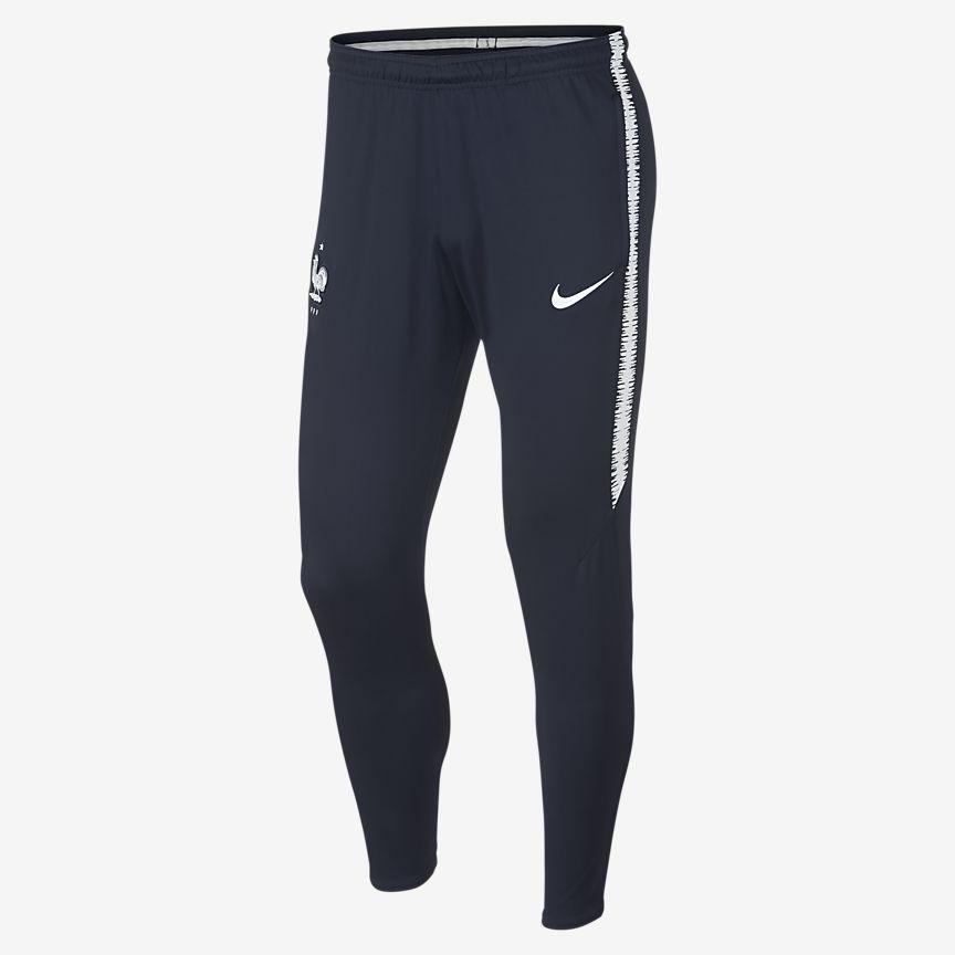 Nike - FFF Dri-FIT Squad Herren-Fußballhose - 1