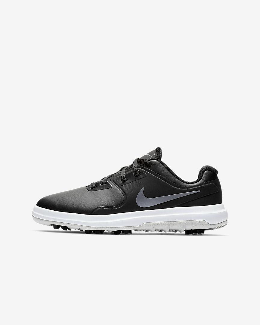 Nike - vapor pro jr. younger/older  golf shoe - 1