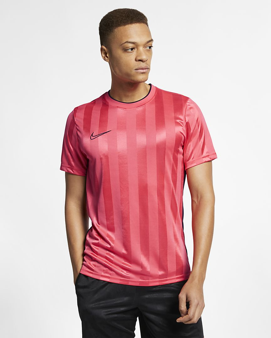 Nike - Nike Breathe Academy Camiseta de fútbol de manga corta - Hombre - 1